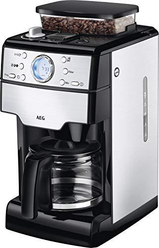 AEG KAM 400 Kaffeemaschine-integriertes Mahlwerk