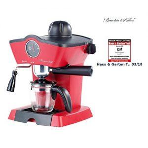 Rosenstein-Soehne Espressomaschine