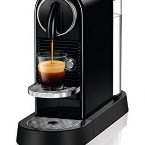 Delonghi Nespresso EN167-B Citiz Kapselmaschine