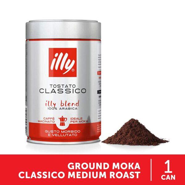 illy Kaffee, Gemahlener Mokka-Kaffee