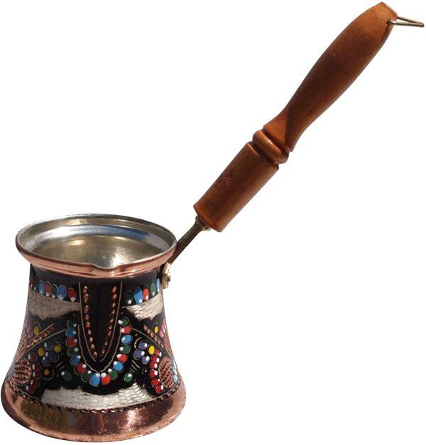 Orient-Feinkost Traditionelles Ibrik (Cezve) No 5